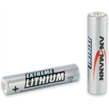 Ansmann 1x2 liitium Micro AAA LR 03 Extreme