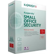 Kaspersky Small Office Security. 25 Windows...