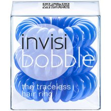 Invisibobble Hair Ring Black, Cosmetic 3pcs...