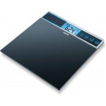 Весы BEURER GS39, 92 x 47, чёрный, AAA, 1.5