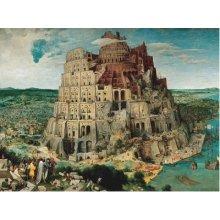 RAVENSBURGER 5000 ELEMENTÓW Bruegel, Wieża...