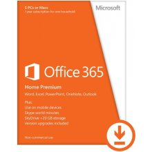 Microsoft Office 365 Home Premium, Eurozone...
