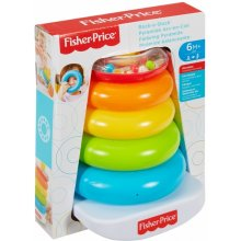 FISHER PRICE Pyramid of wheels