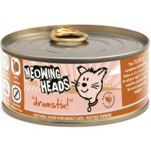 MEOWING HEADS MH KASSI KONSERV DRUMSTIX...