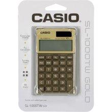 Калькулятор Casio SL-1000TW-GD