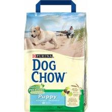 Dog Chow PUPPY-JUNIOR Chicken & Rice 14kg