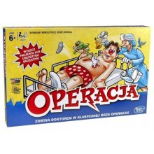 HASBRO Game operation