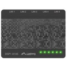Lanberg Switch DSP1-0105 5-PORT 100M/S...