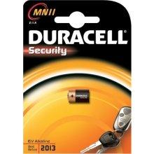 DURACELL Long Life MN 11, Alkaline, MN11