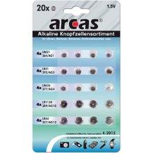 Arcas AG Set 4xAG1, 4xAG3, 4xAG4, 4xAG10...