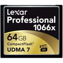 Флешка Lexar 64GB CF UDMA7 64 GB