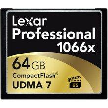 Mälukaart Lexar 64GB CF UDMA7 64 GB