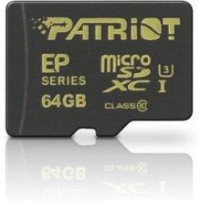 Mälukaart PATRIOT microSDXC EP Series 45/90...
