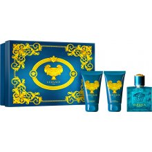 Versace Eros Set (EDT 50ml + гель для душа...