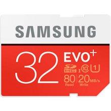 Mälukaart Samsung MB-SC32D 32 GB, SDHC mälu...