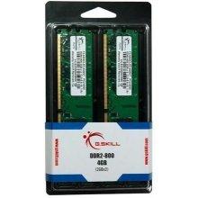 Оперативная память G.Skill DDR2 4GB PC 800...
