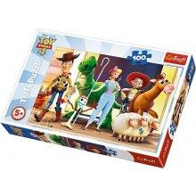 TREFL Puzzle 100 pcs - Toy Story, Lets play