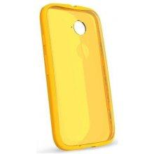 Motorola Grip Shell Moto E (2. Gen) жёлтый