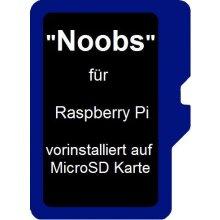 Verschiedene Raspberry microSD-Karte 8GB mit...