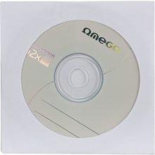 Toorikud OMEGA CD-R 700MB 52x ümbrikus