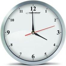 ESPERANZA WALL CLOCK DETROIT White