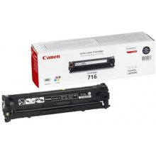 Tooner Canon 716BK Toner Cartridge, Black