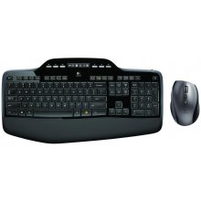 Клавиатура LOGITECH Wireless +Mouse MK710...