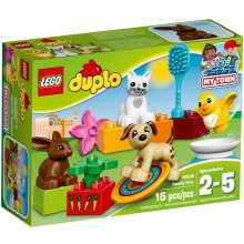 LEGO Duplo animals home