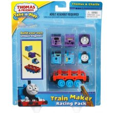 FISHER PRICE TiP Locomotives to build