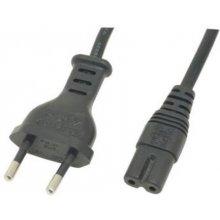 ACC Power Cord, Euro - Euro8, black 1.5 m