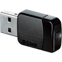 D-LINK DWA-171, juhtmevaba AC Dual Band USB...