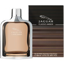 Jaguar Classic Amber, EDT 100ml, туалетная...
