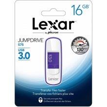 Флешка Lexar JumpDrive USB 3.0 S75 16GB