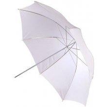 4c8959b8120 BIG Helios vihmavari 100cm, valge/läbipaistev (428301) - OX.ee
