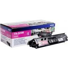 Тонер BROTHER Toner TN329M magenta | 6000...