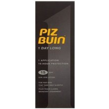 Piz Buin 1 Day Long Lotion SPF15, Cosmetic...