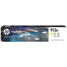 Tooner HP INC. tint nr 913A kollane F6T79AE