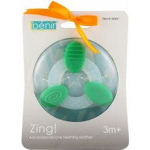 Pulio BENIR Silicone teether- Triangle