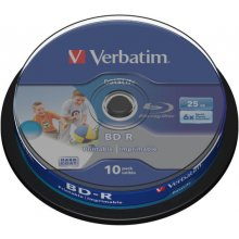 Toorikud Verbatim BluRay BD-R SL DATALIFE [...