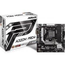 Материнская плата ASRock MB AMD A320 SAM4...
