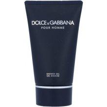 Dolce & Gabbana Pour Homme, гель для душа...