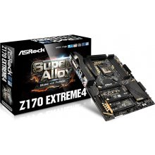 Emaplaat ASRock Z170 EXTREME4, Z170...