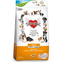 Disugual chicken puppy medium dog - 12kg