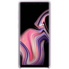 Samsung Note 9 silikoonümbris, lilla