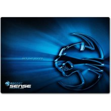 ROCCAT Sense Chrome Blue gaming pad