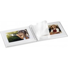 Hama Spiral Album Flashy 24x17cm 50 white...