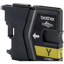 Тонер BROTHER LC985Y, жёлтый, MFC-J220...