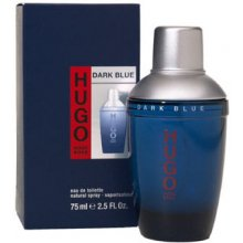HUGO BOSS Dark Blue, EDT 75ml, tualettvesi...