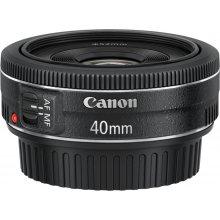 Canon EF 40mm f/2.8 STM, SLR, 6/4, Standard...
