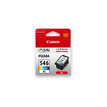 Canon CL-546XL, Cyan, Magenta, Yellow, PIXMA...